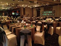 Champagne, Moss, Burlap Linens-Enchanted Forest Wedding by Designed Sealed and Delivered Linens by Special Occasions, Grand Blanc MI