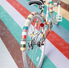 12 DIY Ways to Pimp Your (Bike) Ride via Brit + Co.