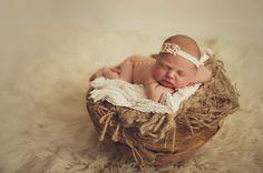 Newborn Photo Inspiration  Newborn Photo Props  Rachel Vanoven Photography    Leighton Heritage Newborn Ruffle Stretch Wraps by LeightonHeritage, $14.99