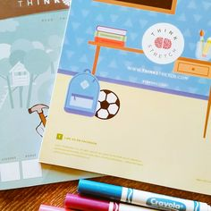 Summer is around the corner!! ORDER SUMMER LEARNING KITS $19.95  www.thinkstretch.com/order-now-summer-learning #momlife #dadlife