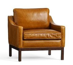 Large Leather Chair With Ottoman Dining Room Covers World Market 94 Best Chairs Ottomans Images Cowhide Dale Armchair Caramel Accent Lounge Sofa