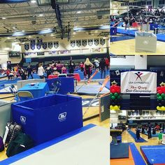 Mancino at 2016 NJ level 5,6,7 states! Congrats to all of the qualifiers! #MancinoMats #MancinoMeets