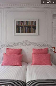 DIY wallpaper - sharpie ideas and design