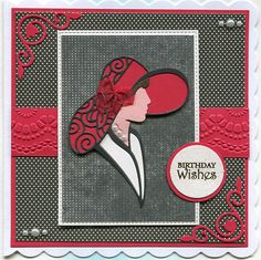Stamps and Paper: Tattered Lace.....