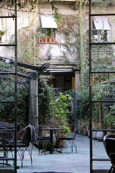 European Patio Favorite Places & Spaces Pinterest