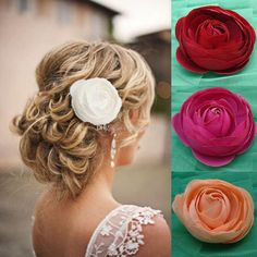 Post your hair/makeup inspirations : wedding 61249972 XNpClAXH C bridal-hair-styles Long Hairstyles, Pretty Hairstyles, Updo Hairstyle, Style Hairstyle, Hairstyle Ideas, Perfect Hairstyle, Bridesmaid Hairstyles, Beach Hairstyles, Amazing Hairstyles