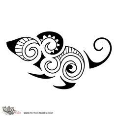 TATTOO TRIBES: Tattoo of Maori style mouse, Maori series: EARTH tattoo,mouse operosity adaptability success tattoo - royaty-free tribal tattoos with meaning Maori Tattoos, Polynesian Tattoos Women, Polynesian Tattoo Designs, Maori Designs, Tribal Tattoos With Meaning, Tribal Tattoos For Women, Erde Tattoo, Tribal Images, Mouse Tattoos