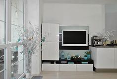 Obývací pokoj + kuchyňský kout
