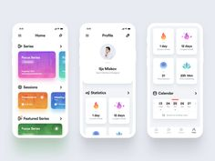 This is our daily android app design inspiration article for our loyal readers.Every day we are showcasing a android app design whether live on app stores or only designed as concept. Ios App Design, Mobile App Design, Web Design, Android App Design, Mobile App Ui, Flat Design, Design Layouts, Interface Design, User Interface