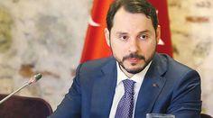 64. hükümette Enerji ve Tabii Kaynaklar Bakanlığı yapmakta olan Berat Albayrak'ın biyografisidir. Resmi kaynaklara göre düzenlenmiştir.