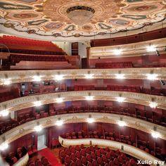 Opera House, Pita, Building, Plays, 19th Century, Buildings, Architecture, November, City