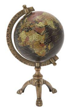 Supremo Tabletop Globe