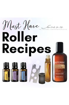 This month I want to share with you my top roller bottle recipes! As you know, there are 3 ways to use your essential oils: aromatically, topically and internally. Since we will be focusing on topical application, I will go over some safety tips as well as give you every must-have recipe I could possibly think of! Ok, I want to hear you go first...what is your most used roller bottle that you whip up? Share below!
