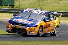Will Davison leaves Adelaide with the lead of the Supercars Championship, after leading a finish for Ford Performance Racing. Ford V8, Car Ford, Australian V8 Supercars, Thing 1, Ford News, Racing Team, Luxury Cars, Vintage Cars, Cool Cars
