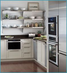 Thermador Star-Sapphire™ luxury performance dishwasher. | Enter to WIN one of two dishwashers! http://houseandhome.com/ms/bosch-thermador/luxury-kitchen-sept | #contest