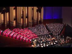 Battle Hymn of the Republic - Mormon Tabernacle Choir - YouTube
