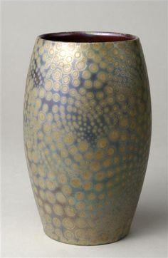Clément Massier (1845 - 1917) Vase