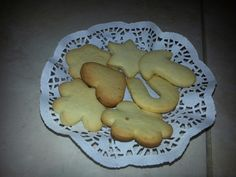Biscotti al burro  Butter's cookies
