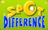 Spot Difference: This is a game of reasoning and logical thinking for young kids. Children enjoy the fun theme and learn to concentrate while playing.