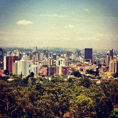São Paulo, capital do estado de  São Paulo - Brasil - é minha cidade natal; é uma enorme metrópole com muitas indústrias, vasto comércio, gastronomia nacional e internacional, cultura por todo parte, parques, museus..... moderna e antiga, metropolitana e provincial, rica e pobre, bela e feia.....é a maior e mais progressista cidade do Brasil.
