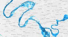 Oubliez les jolies images des Parisiens en barque dans les rues du Paris de1910. A l'occasion de l'exercice de simulation Sequana qui démarre le 7 mars, l'Institut d'aménagement et d'urbanisme montre en animation 3D ce que serait la réalité de l'épisode dans le monde d'aujourd'hui.