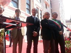#Zaia inaugura il nuovo #padiglione #Jona dell'ospedale civile di #Venezia
