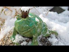 Keramik Froschkönig - YouTube