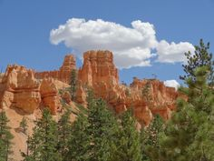 Brilliant Bryce Canyon -- a destination in a great American road trip