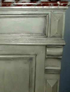 effet chaul peinture meubles objets de lib ron meubles customis s pinterest peinture. Black Bedroom Furniture Sets. Home Design Ideas