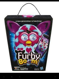 New Furby Boom!!!!!