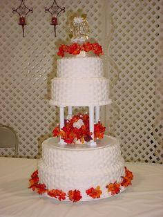 My parents 50th wedding anniversary cake.