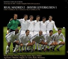 Real Madrid History, Real Madrid Football Club, Uefa Super Cup, Best Football Players, European Cup, Professional Football, Uefa Champions League, Manchester United, Soccer