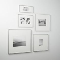 a9fe0e8c864 gallery brushed silver picture frames