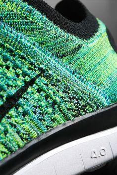 Nike WMNS Free 4.0 Flyknit DC Black/Black-Sport Turquoise-Volt