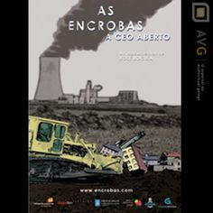 As Encrobas - A ceo aberto @ Praza Maior - Ourense cine cinema documental