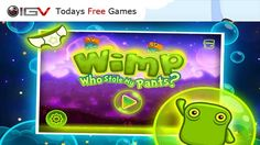 Wimp: Who Stole My Pants? Free iPhone Game Of The Day (November 5 - 2012)| Today's Free Games, Promotional Offers | iPhone iPod Touch iPad Game News, Review and Updates