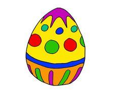 Pääsiäismuna (Kuva: Annakaisa Ojanen)