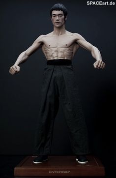 Bruce Lee collectable figure