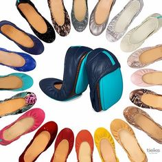 Tieks ballet flats: Thing I want to try!