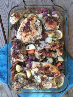 Rosemary Chicken and