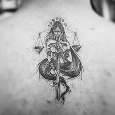 37 Gorgeously Libra Tattoo Ideas That Will Make Other Signs Jealous – Constellation Tattoo Libra Zodiac Tattoos, Libra Tattoo, Spine Tattoos, Hand Tattoos, Sleeve Tattoos, Ankle Tattoo Designs, Tattoo Sleeve Designs, Girly Tattoos, Cute Tattoos