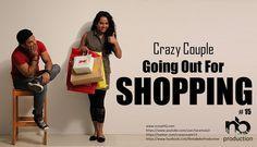 #15 Crazy Couple Going Out For Shopping  Yeh Zaroori Nahi Ki Har Rishta Khoon Ka Ho, Kuch Rishte Khoon Chusne Ke Liye Bhi Hote Hain... Jaise 'Pati-Patni' Ka Rishta.  Please subscribe, comment and share if you have gone through a similar situation in your married life. Thanks for watching. #YouTube #crazycouple #funny #comedy #relationship #jokes #crazy #shopping #shopoholic