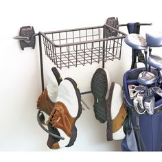 Keep everything you need for your golf outings in one place for easy access the…