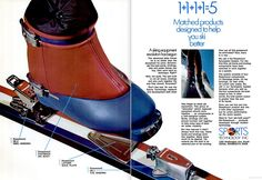 SKIING Dec 1970 - Rosemount - pugski