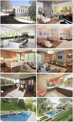 Chelsea Handler's Bel Air House