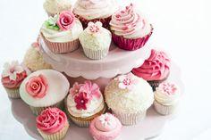 Tajemství cupcakes: Košíčky různé kryty