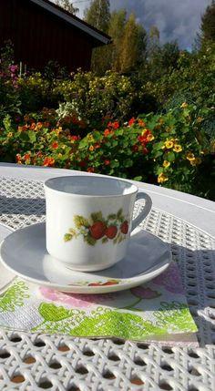 September 2015 Garden Cottage, Colonial, September, Mugs, Tableware, Dinnerware, Tumblers, Tablewares, Mug