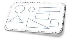 Géométrie: le jeu du sac - Rigolett'