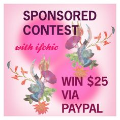 """""""WIN $25 via Paypal with Ifchic!"""" by merrygorounds ❤ liked on Polyvore featuring Clare Celeste, contest, polyvoreeditorial, ifchic and ifhic"""