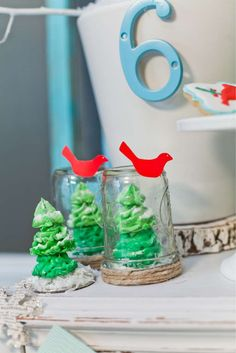 Winter Wonderland Party Christmas/Holiday Party Ideas | Photo 2 of 91 | Catch My Party